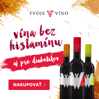 Vína bez histamínu aj pre diabetikov
