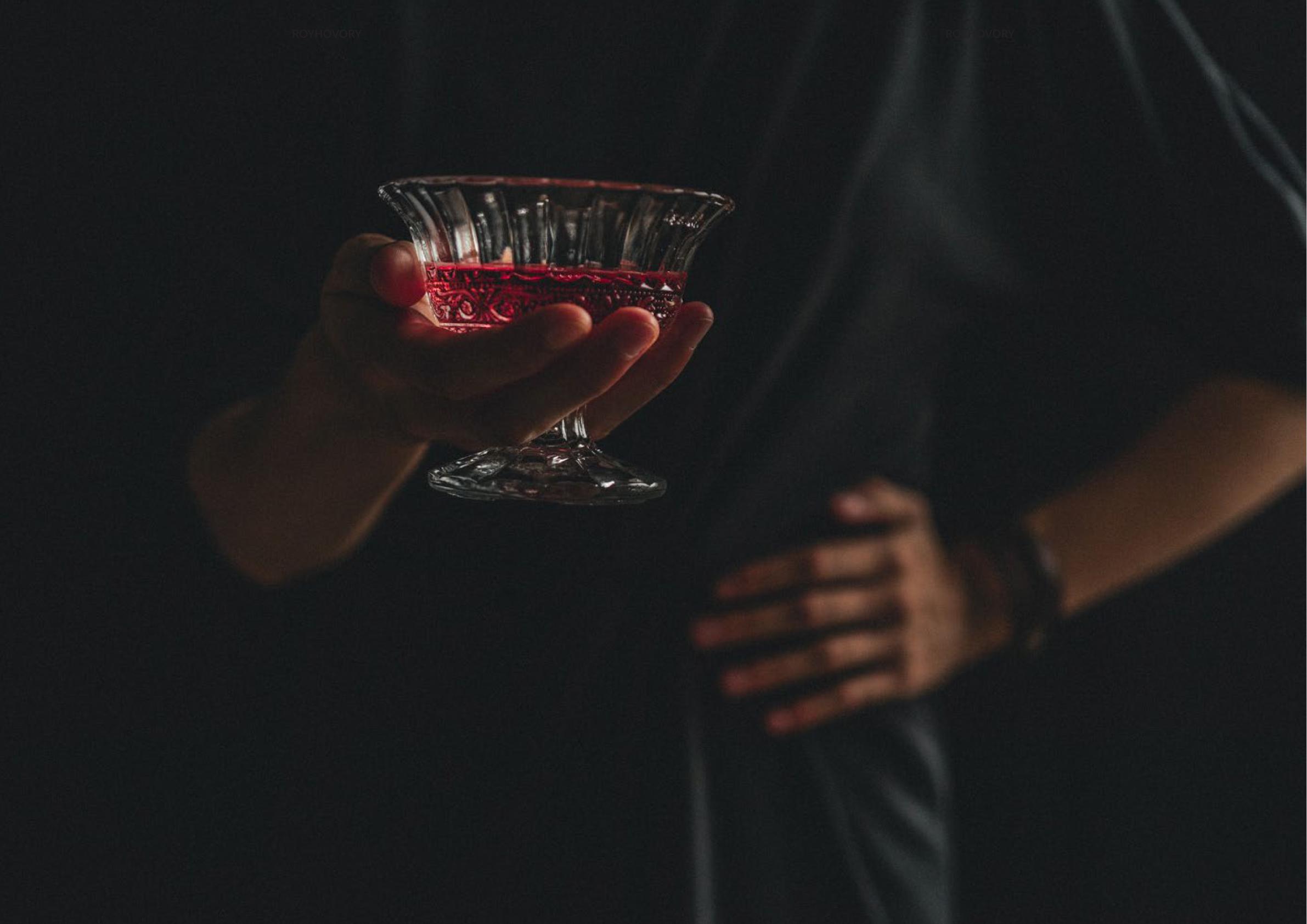 Víno bez histamínu - Zuckerlrosa