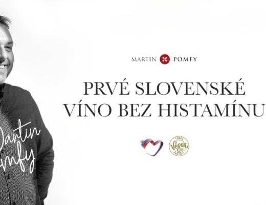 Prvé Slovenské víno bez histamínu